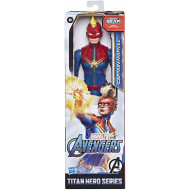 AVENGERS CAPTAIN MARVEL TITAN HERO SERIES (E7875)