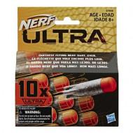 Συσκευασία με 10 ανταλλακτικά βελάκια NERF ULTRA ONE (E7958)