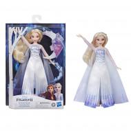 Hasbro Disney Frozen Musical Adventure Elsa Κούκλα Που Τραγουδάει E8880