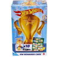 Hot Wheels Αυτοκινητάκια Rewards Cars Σετ Των 10 (GWN97)