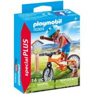 Playmobil Special Plus Ποδηλάτης MTB (70303)