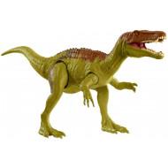 Jurassic World Δεινόσαυροι Με Κινούμενα Μέλη Λειτουργία Επίθεσης & Ήχους-6 Σχέδια (GWD06)