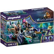 Playmobil Novelmore Άμαξα Με Κυνηγό Τεράτων (70748)
