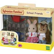 Sylvanian Families Μαθητές Σχολείου
