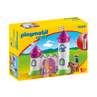 Playmobil Κάστρο με στοιβαζόμενους πύργους(9389)