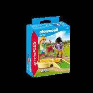 playmobil Παιδικό μίνι γκολφ (9439)