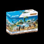 Playmobil Οι άθλοι του Ηρακλή 70467