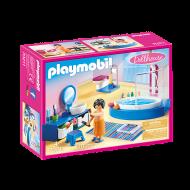 Playmobil Πολυτελές Λουτρό με Μπανιέρα 70211