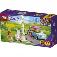 LEGO Friends Ηλεκτρικό Αυτοκίνητο της Ολίβια 41443
