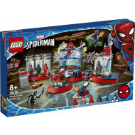 LEGO Super Heroes Attack On The Spider Lair (76175)