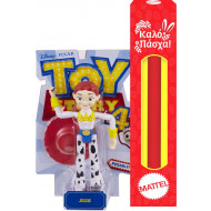 Λαμπάδα Toy Story 4 Φιγούρα 18cm Jessie (GDP70)
