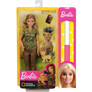 Λαμπάδα Barbie National Geographic-Φωτογράφος (GDM46)