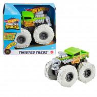 Mattel Hot Wheels Monster Trucks Twisted Tredz Bone Shaker Vehicle GVK37
