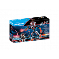 Playmobil Galaxy Pirate και ρομπότ 70024