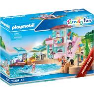 Playmobil Family Fun Παραθαλάσσιο Παγωτατζίδικο (70279)