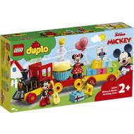 LEGO Duplo Mickey And Minnie Birthday Train (10941)