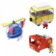 Peppa pig οχηματακια 3 σχεδια (PPC15902)