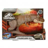 Jurassic World Extreme Chompin Tyrannosaurus T-Rex Με Κινούμενα Μέλη GLC12