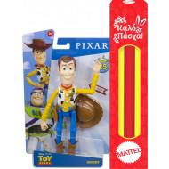 Λαμπάδα Toy Story 4 Φιγούρα 18cm Woody (GDP68)
