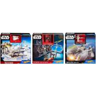 Hot Wheels Star Wars Διαστημικός Σταθμός (3 Σχέδια) (DYH37)