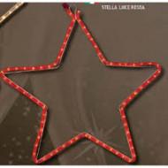 Φωτεινό Περίγραμμα Αστέρι Κόκκινο 2 Μέτρα