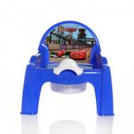 Καρεκλακι-Γιογιο Cars - 3 Χρώματα(Μπλε, Κίτρινο,Κόκκινο) 03096WD