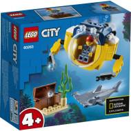 LEGO City Ocean Mini-Submarine (60263)