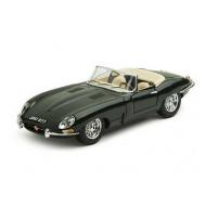 Burago 1/18 Jaguar ''e'' cabrio 1961 ΚΥΠΑΡΙΣΣΙ (12046)