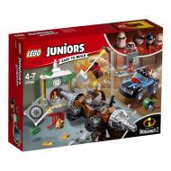 LEGO Juniors Ληστεία Τράπεζας Του Υπονομευτή 10760
