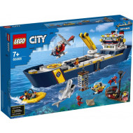 LEGO City Ocean Exploration Ship (60266)