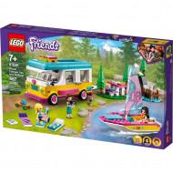 41681 FRIENDS Forest Camper Van και ιστιοφόρο