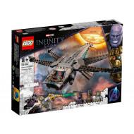 LEGO® Super Heroes Marvel Black Panther Dragon Flyer (76186)