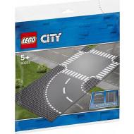 Lego City: Καμπύλη και Διασταύρωση (60237)