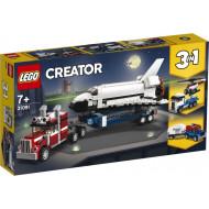 LEGO Creator - Shuttle Transporter (31091)