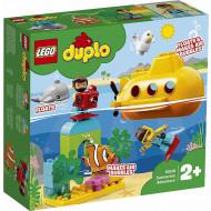 Lego Duplo: Περιπέτεια με Υποβρύχιο (10910)