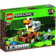 LEGO Minecraft The Chicken Coop (21140)