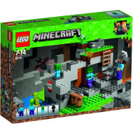 LEGO Minecraft The Zombie Cave (21141)