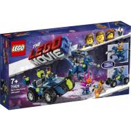 LEGO Movie 2 Rex's Rex-treme Offroader! (70826)