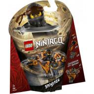 LEGO Ninjago - Spinjitzu Cole (70662)