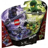 LEGO Ninjago - Spinjitzu Lloyd vs.Garmadon (70664)