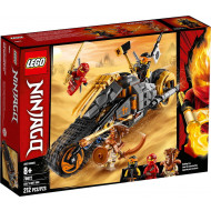 Lego Ninjago Cole's Dirt Bike(70672)
