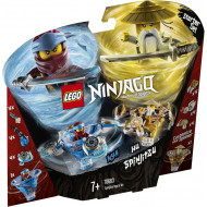 LEGO Ninjago Spinjitzu Nya & Wu (70663)