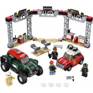 Lego Speed Champions: 1967 Mini Cooper S Rally and 2018 MINI John Cooper Works Buggy (75894)