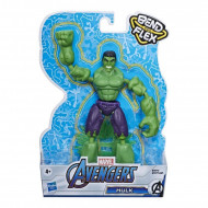 Hasbro Marvel Avengers Bend And Flex Φιγούρα Δράσης 15 Εκ. (E7377)