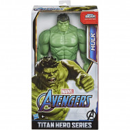 Hasbro Marvel Avengers Titan Hero Series Blast Gear Deluxe Hulk Φιγούρα Δράσης 30 Εκ. E7475