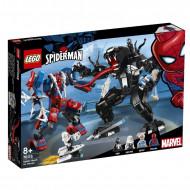 LEGO Marvel Super Heroes Ρομποτική Στολή Σπάιντερ Εναντίον Βένομ 76115