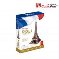 Puzzle 3D 84 pieces - Eiffel Tower