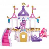 Hasbro My Little Pony Friendship Castle Κάστρο Με Twilight Sparkle Και Pinkie Pie E9919