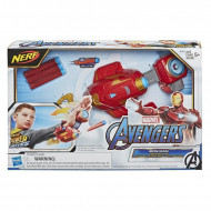 Hasbro Nerf Power Moves Marvel Avengers Iron Man Repulsor Blast Gauntlet Γάντι E7376