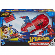 Hasbro Nerf Power Moves Marvel Spider-Man Web Blast Web Shooter Εκτοξευτής E7328